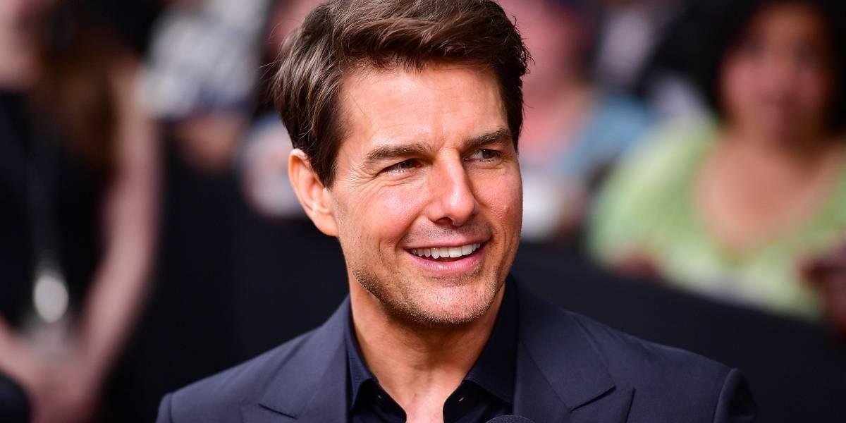 """Tom Cruise abre Instagram y comparte la primera foto de """"Misión imposible 6""""."""