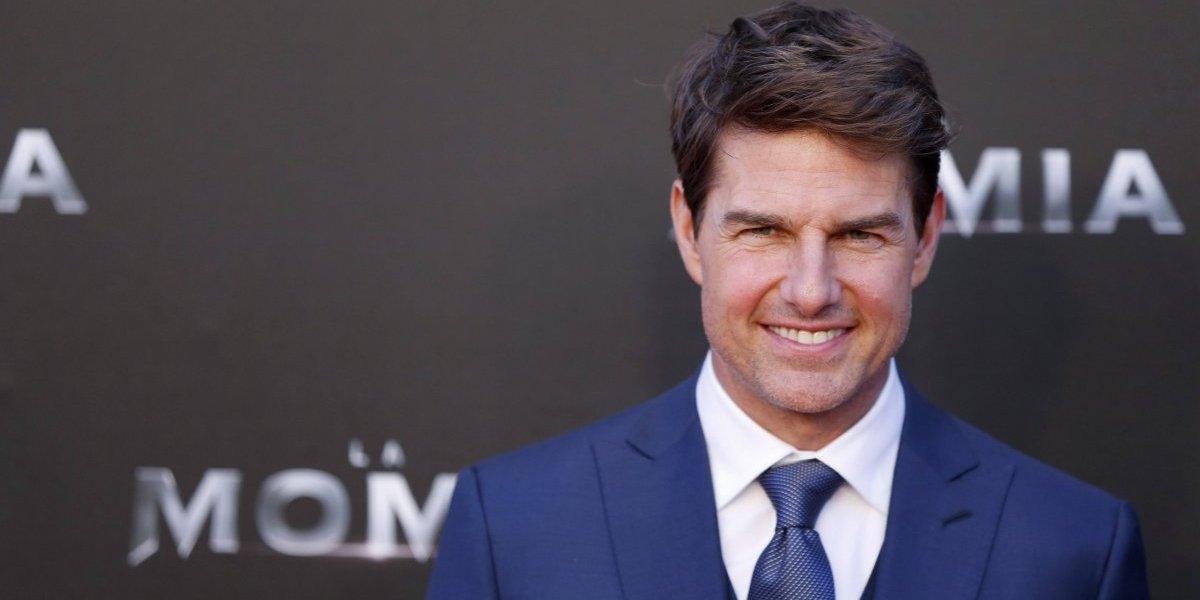 """Tom Cruise publica primeras imágenes de """"Misión Imposible 6"""""""