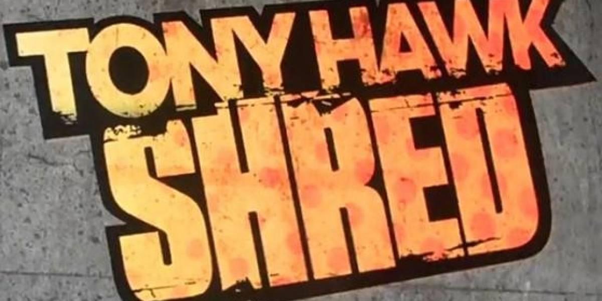 Tony Hawk: Shred tuvo un mal comienzo (por decir lo menos...)