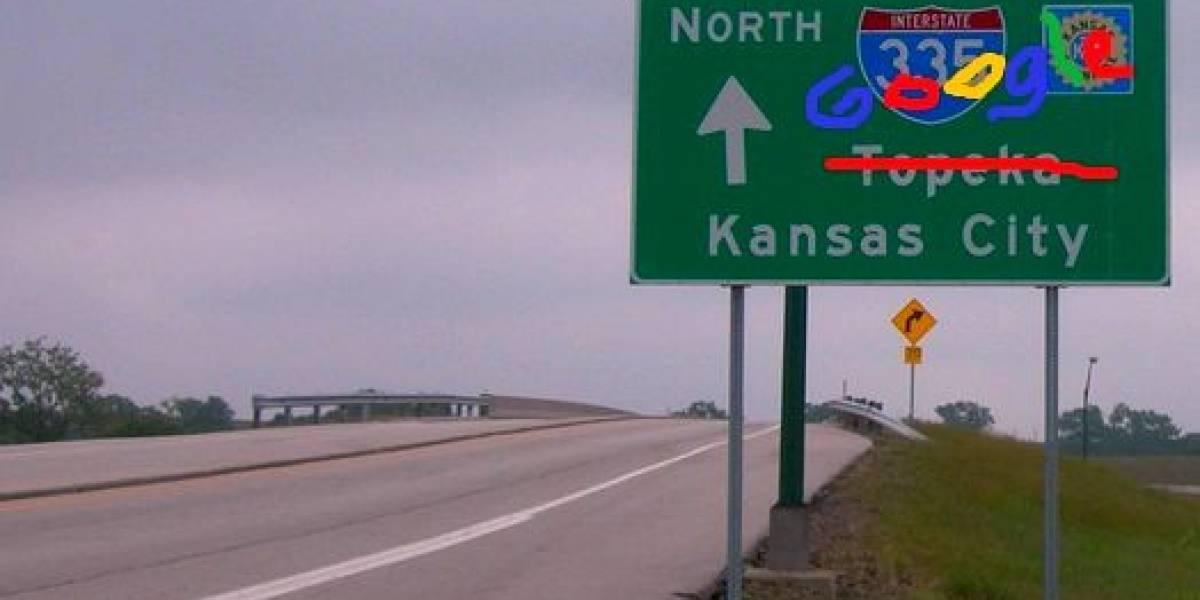 """Ciudad de Kansas, Estados Unidos, se rebautiza """"Google"""""""