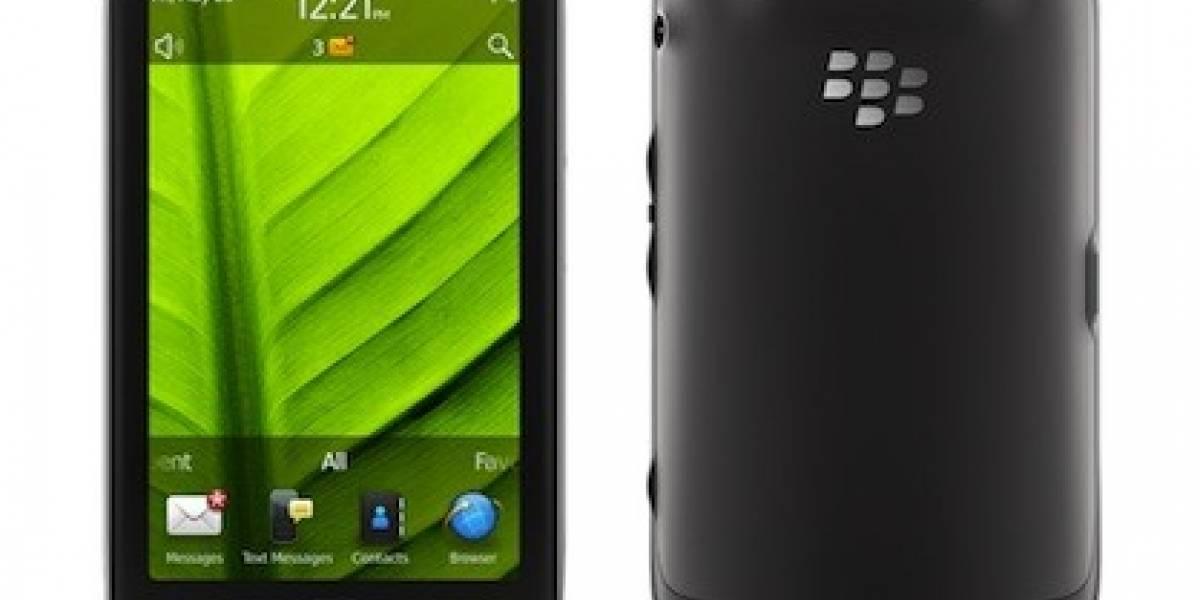 Chile: Llega al mercado la BlackBerry Torch 9860