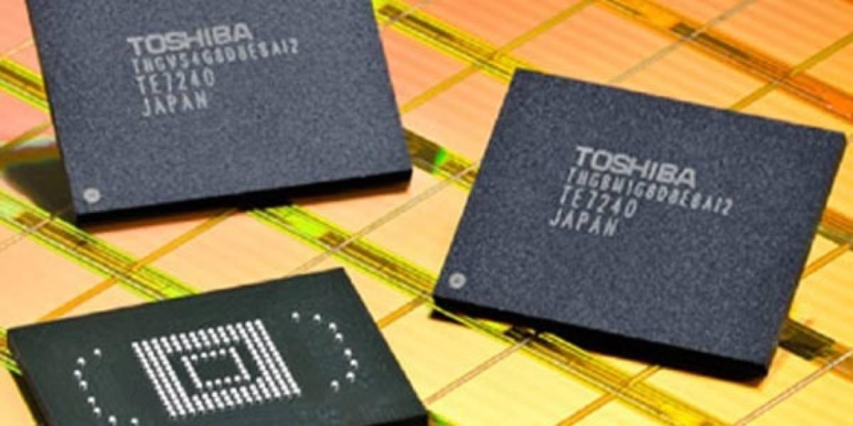 Apple sigue su quiebre con Samsung, ahora cambia de proveedor de memorias