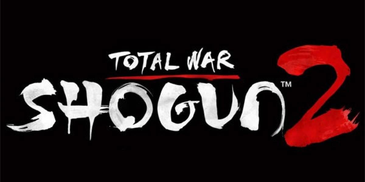 Tendremos demo de Total War: Shogun 2 la próxima semana
