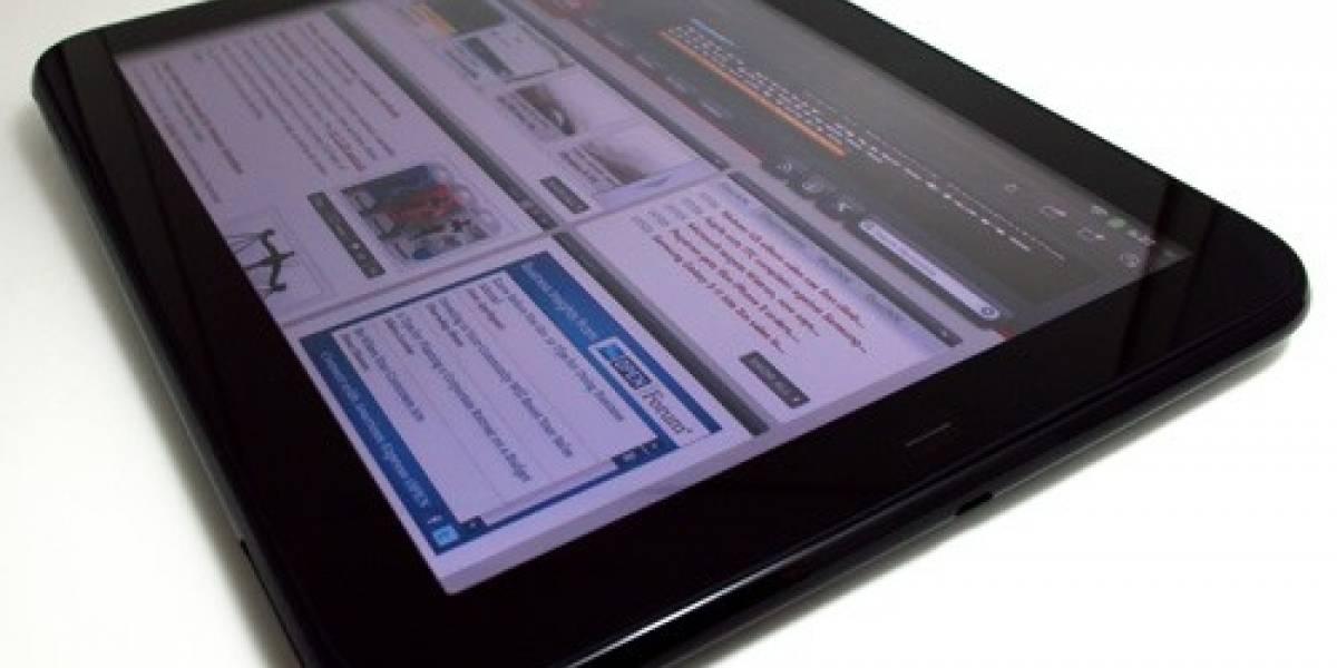 ¿Es Android el futuro posible de la TouchPad?