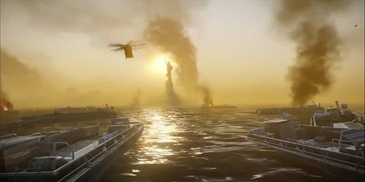 New York y el trailer de lanzamiento de Crysis 2