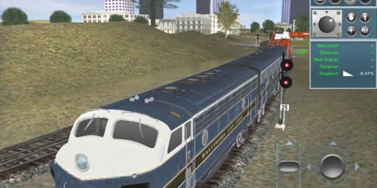 Trainz Simulator llega a las plataformas Android