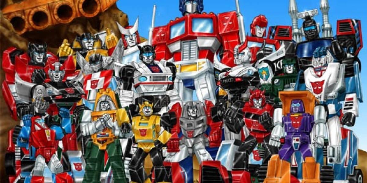 Jagex y Hasbro anuncian MMO de Transformers