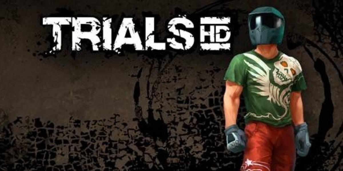 Ofertón de Trials HD en Xbox Live