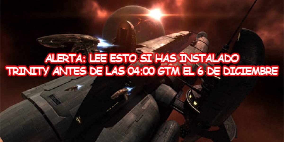 Cuidado con Eve Online!