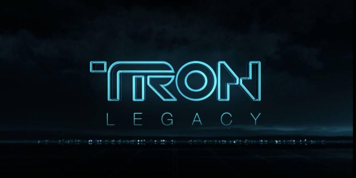 TRON: Legacy en 8-bit (Video)