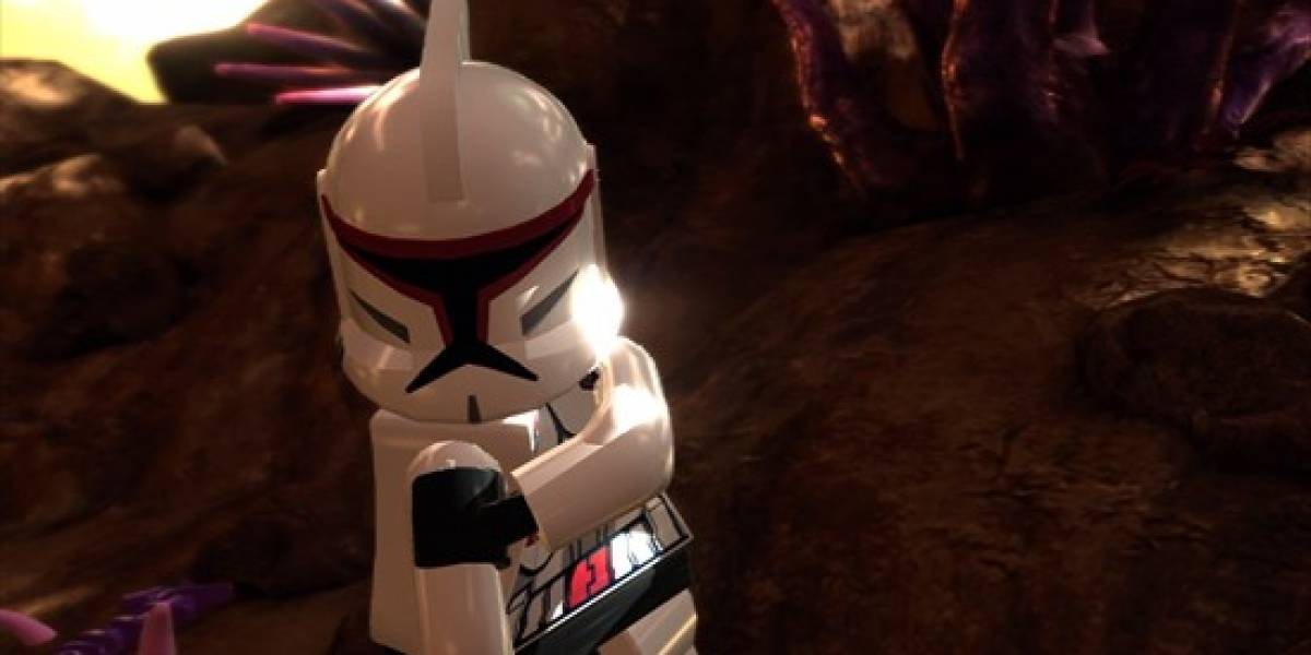 Un poco más de Lego Star Wars III The Clone Wars