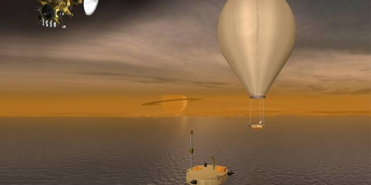 Estados Unidos y Europa se unen para explorar Júpiter y Saturno