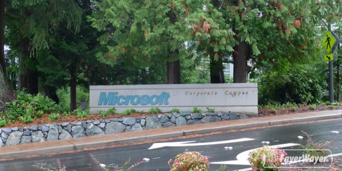 Microsoft ganó USD$6.380 millones en el último trimestre de 2012
