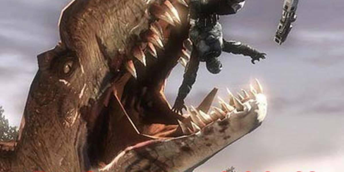 Turok llegará a tu PC Y PS3 este 2008 con dinosaurios y todo