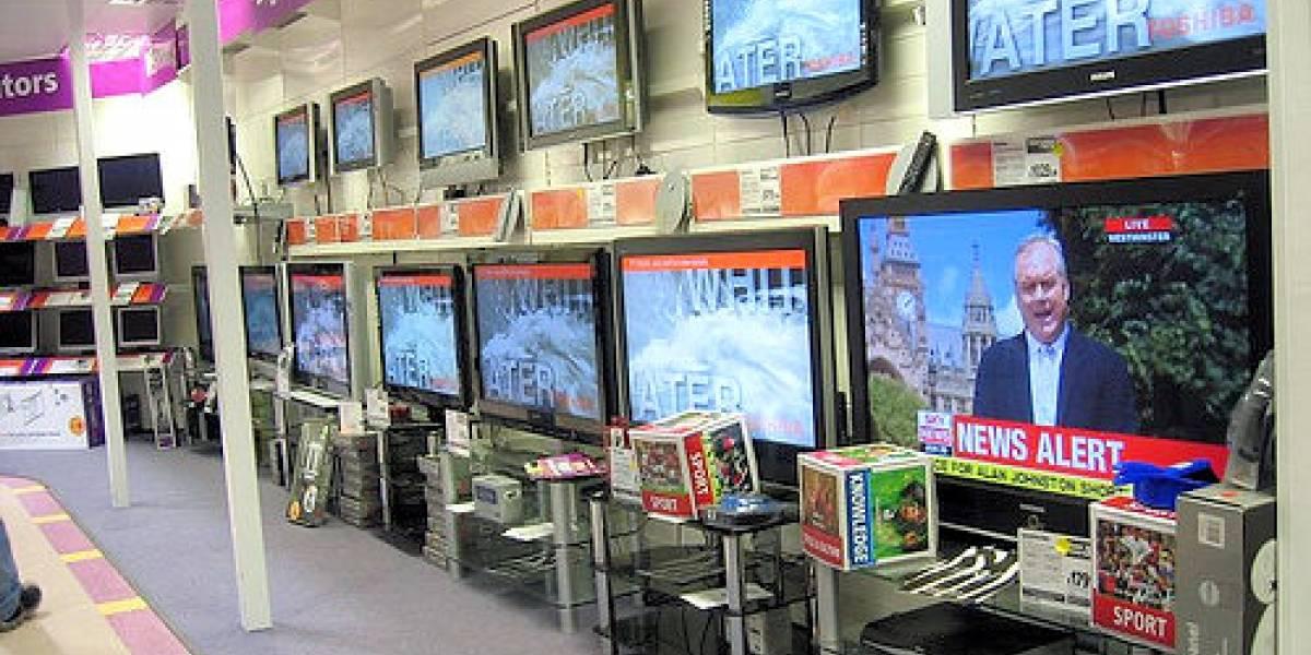 La crisis de los televisores de alta definición