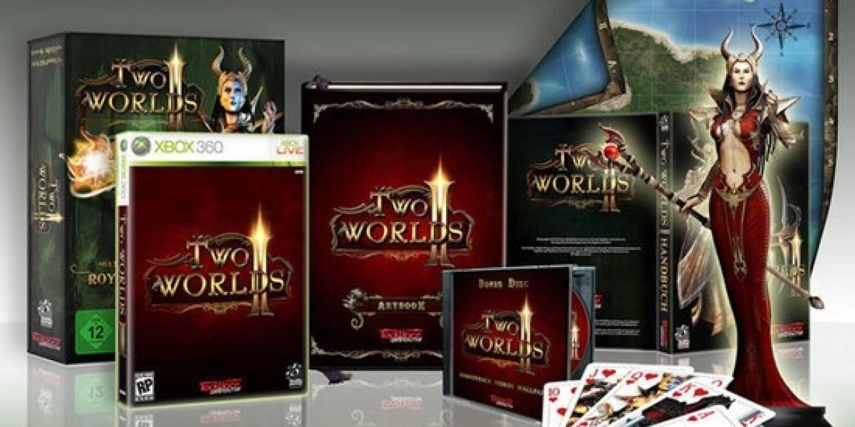 Edición Real para Two Worlds II