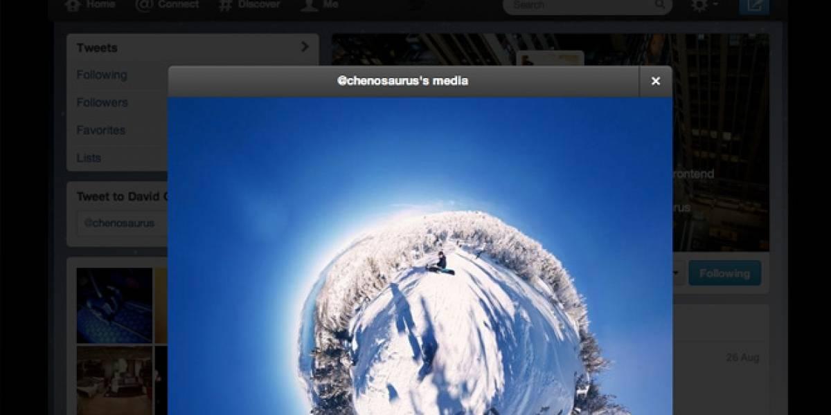 Twitter hace cambios para mostrar imágenes más grandes y reproducir videos