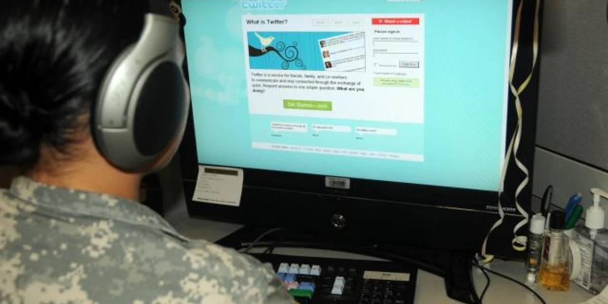 El Pentágono autoriza el uso de redes sociales