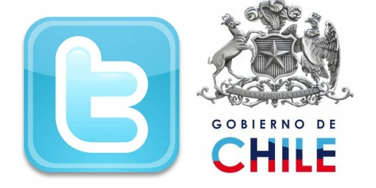 Chile: Twitter de los nuevos ministros de gobierno (Actualización: de La Moneda también)