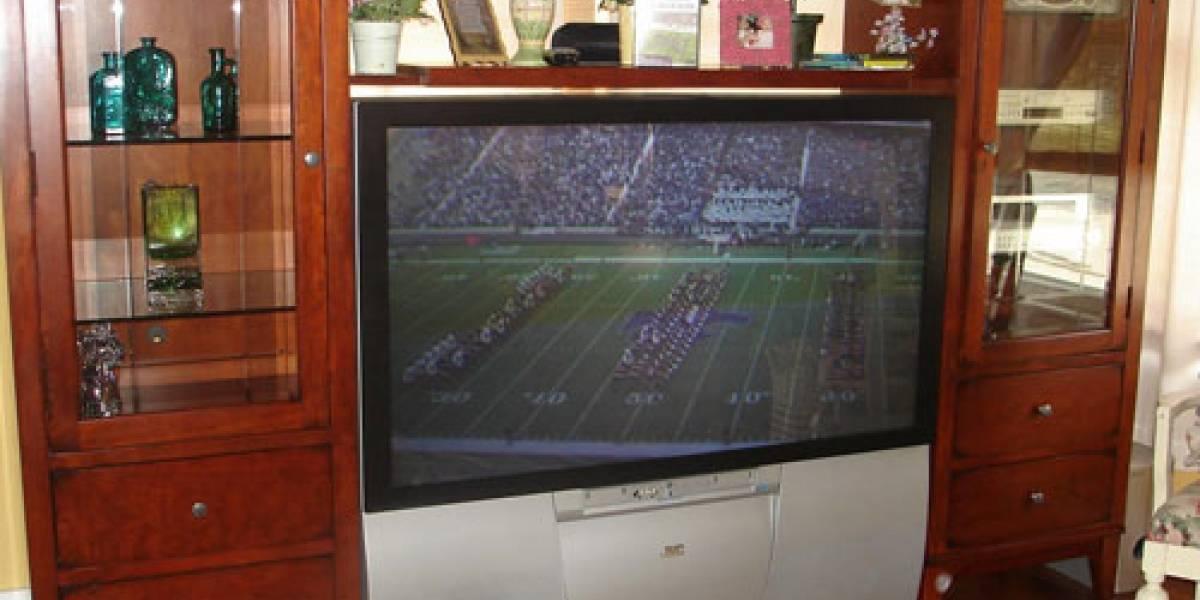 PES 2008 con PlayProblemas 3 sino cómprate un HDTV