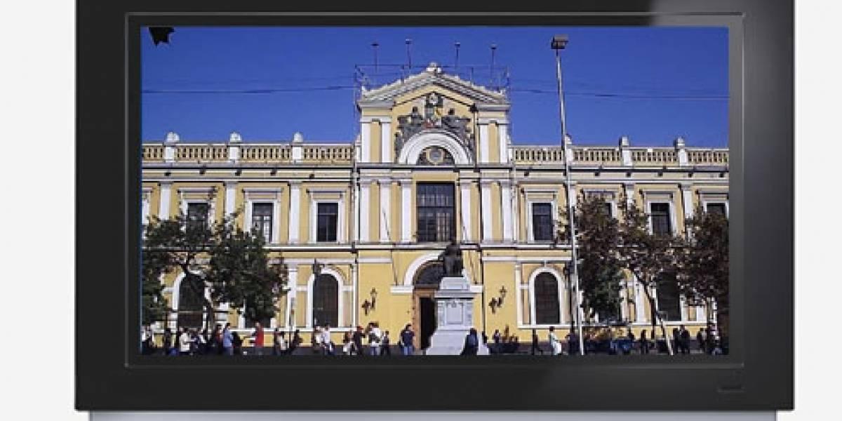 Chile: Universidad de Chile quiere tener un canal de TV Digital
