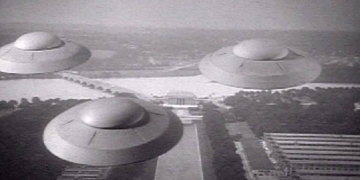 En la década del 50, Estados Unidos intentó hacer un platillo volador