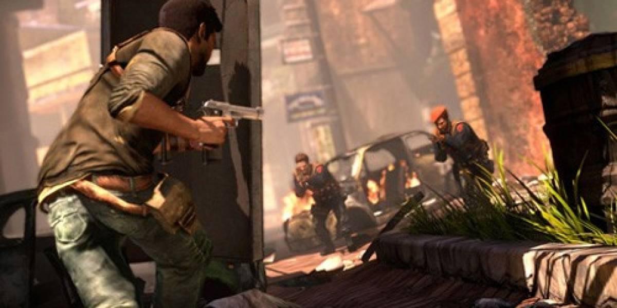 Futurología: Uncharted 3 será en el desierto