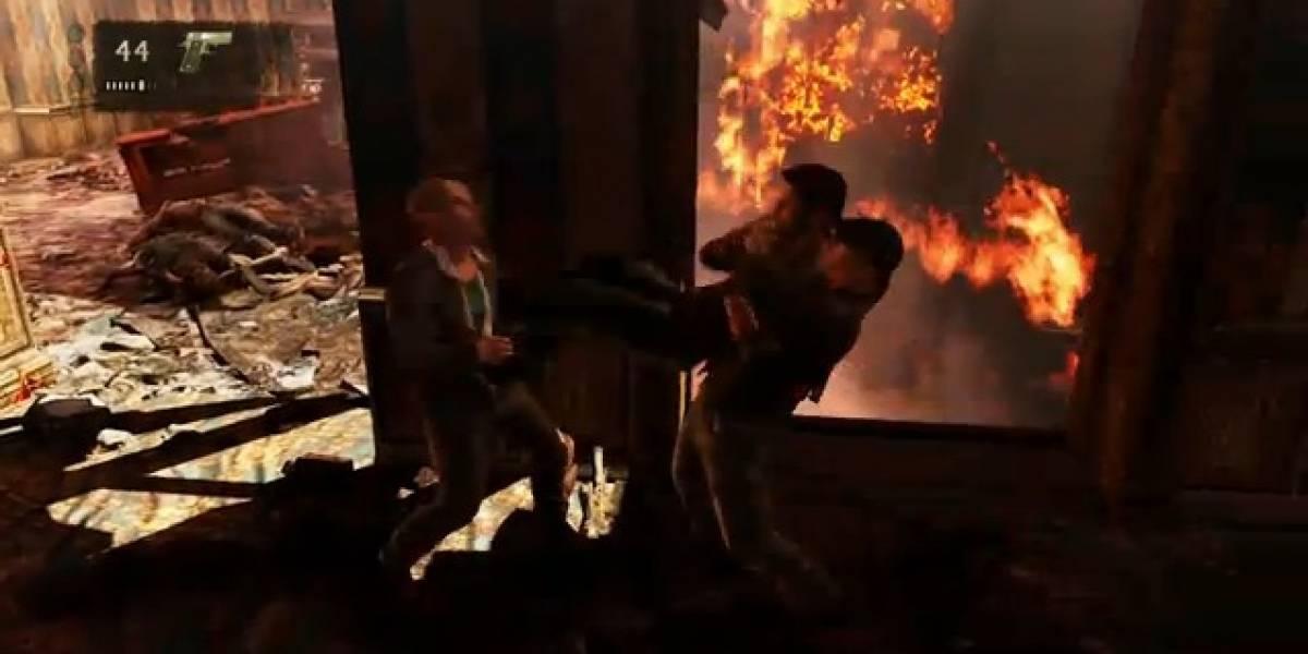 Naughty Dog: Uncharted 3 tendrá increíbles efectos de fuego