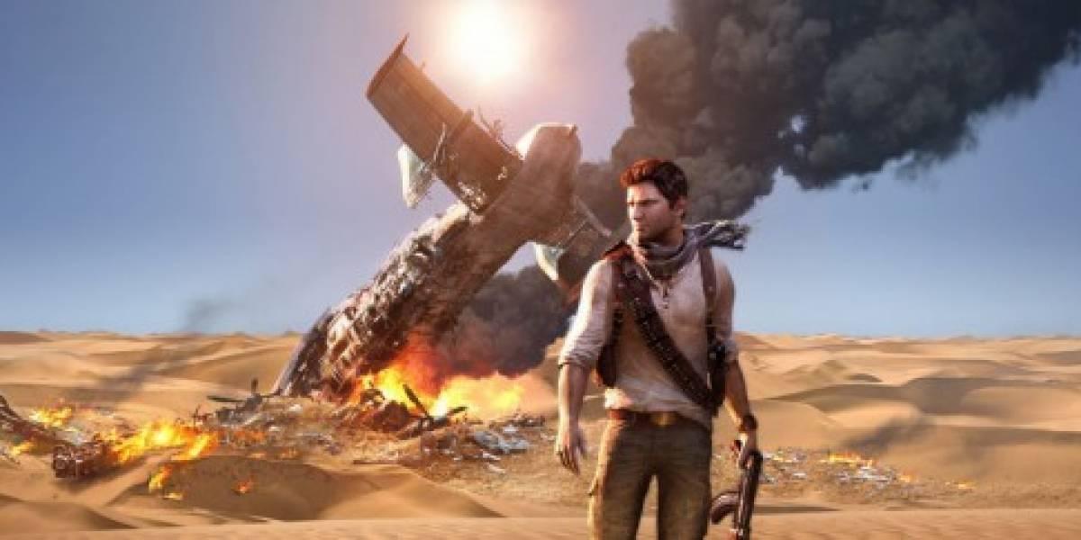 El trailer de Uncharted 3 no tiene CGs [VGA 2010]