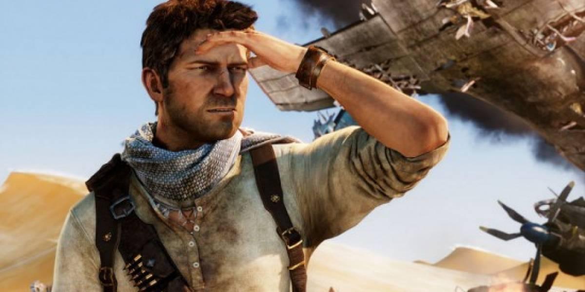 Primer video de Uncharted 3 en acción