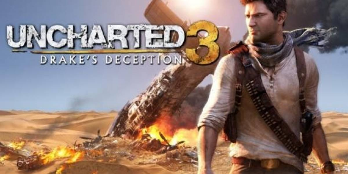 Nuevos videos de Uncharted 3 en acción