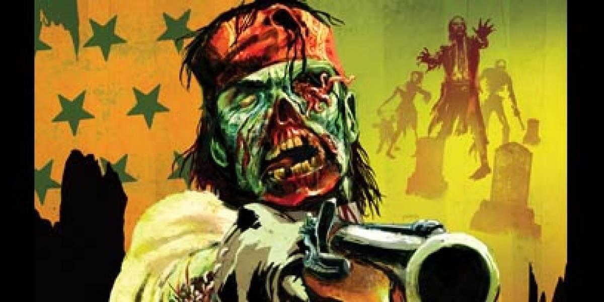 Habrá zombies en Red Dead Redemption