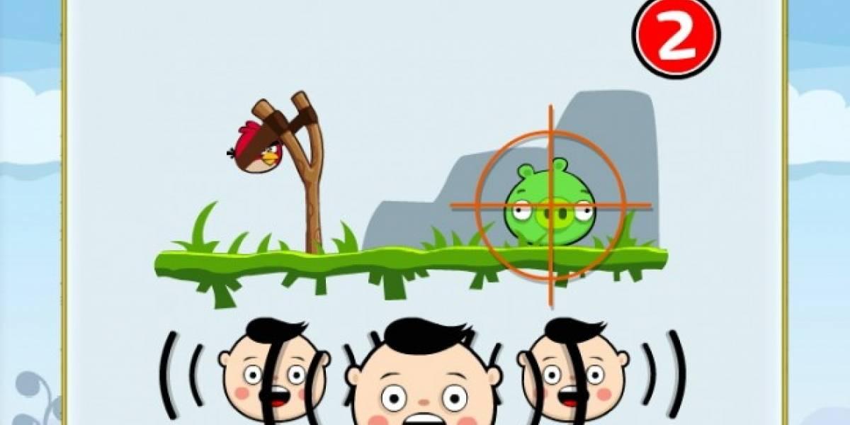 Rovio prepara versión colectiva de Angry Birds en el Gran Premio de Singapur de Fórmula 1