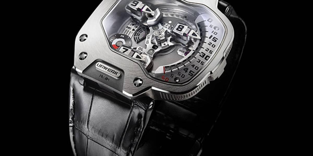 Novedoso reloj pulsera parece una bomba de tiempo que no podrás desactivar