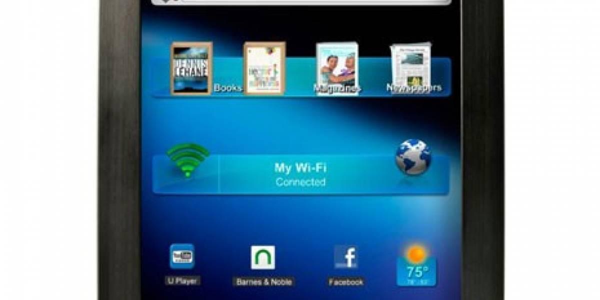 Pandigital anuncia su tablet SuperNova con un precio de $229 dólares