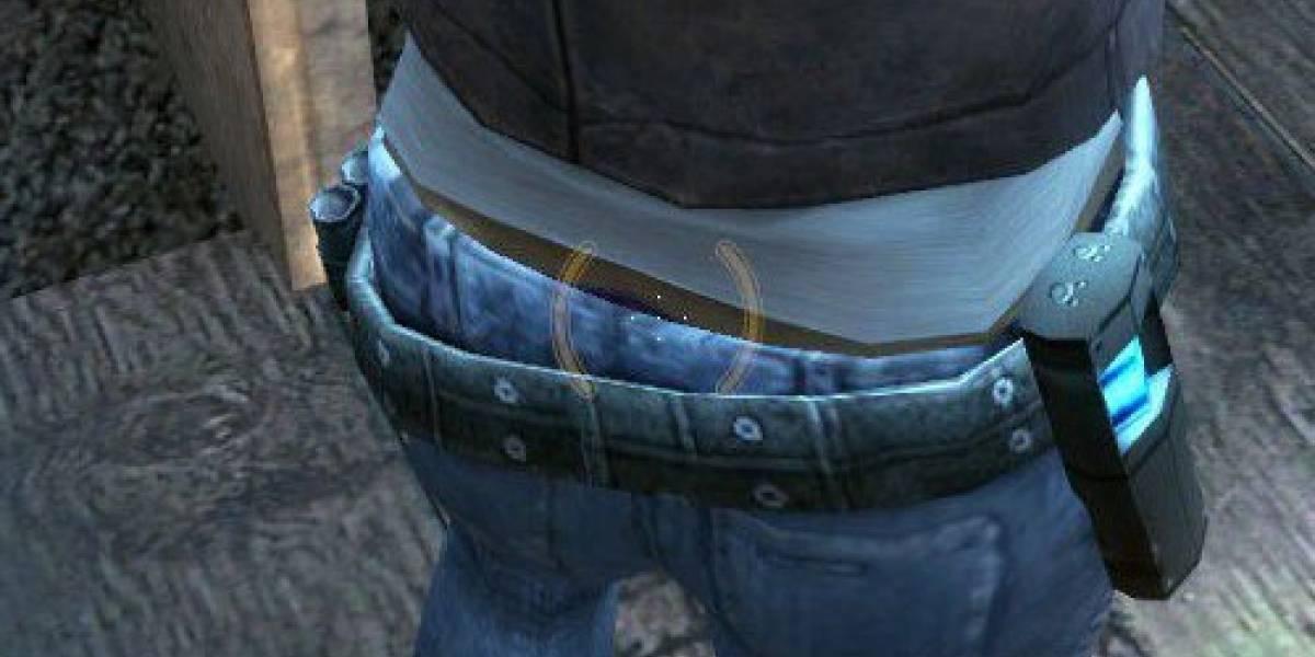 Wild-on: Half-Life 2