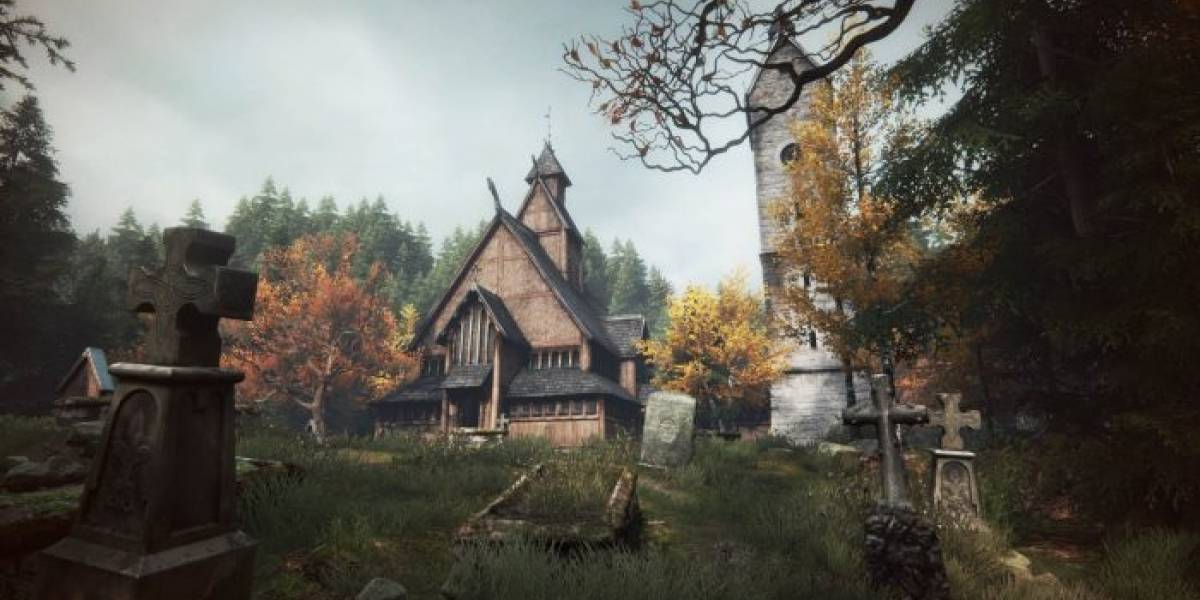 The Vanishing of Ethan Carter llegará pronto a Xbox One