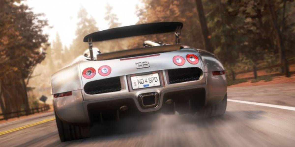 EA anuncia nuevo DLC premium para Need for Speed: Hot Pursuit