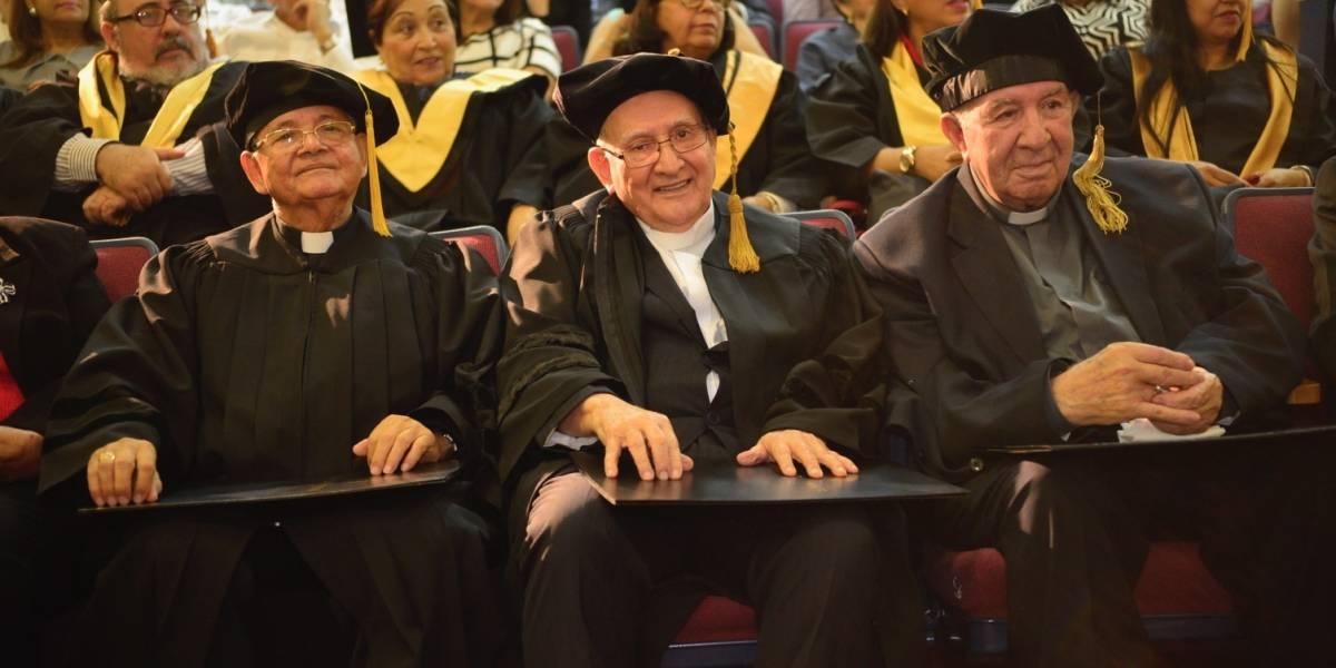 """#TeVimosEn: FUC y UCSD otorgan tres doctorados """"Honoris Causa"""" en Humanidades"""