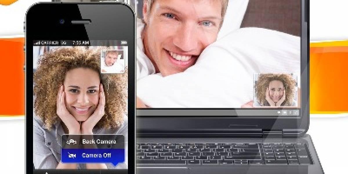 Nimbuzz permite ahora videollamadas ente PC e iPhone
