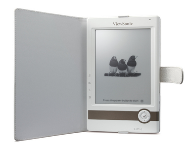 Chile: Viewsonic lanzará e-readers y all-in-ones este año