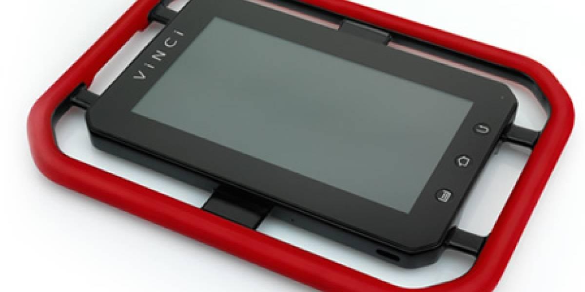 CES 2011: Vinci, su primera tablet