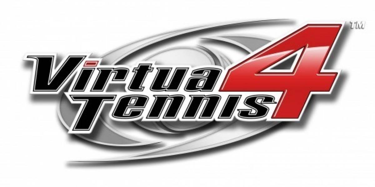 Habemus Fecha para Virtua Tennis 4