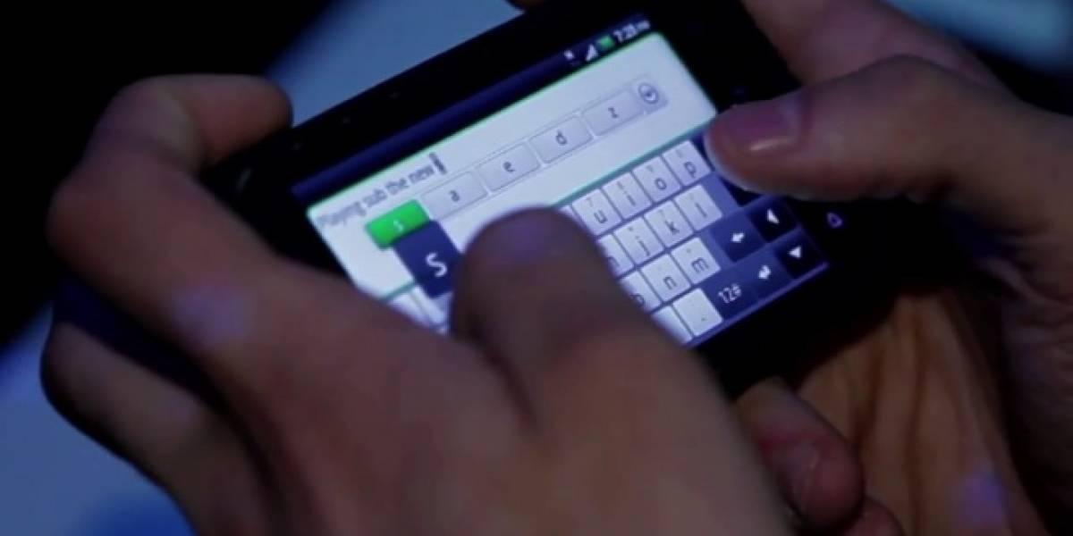 Video: RIM muestra su nuevo Torch pero... ¿con interfaz de Android?