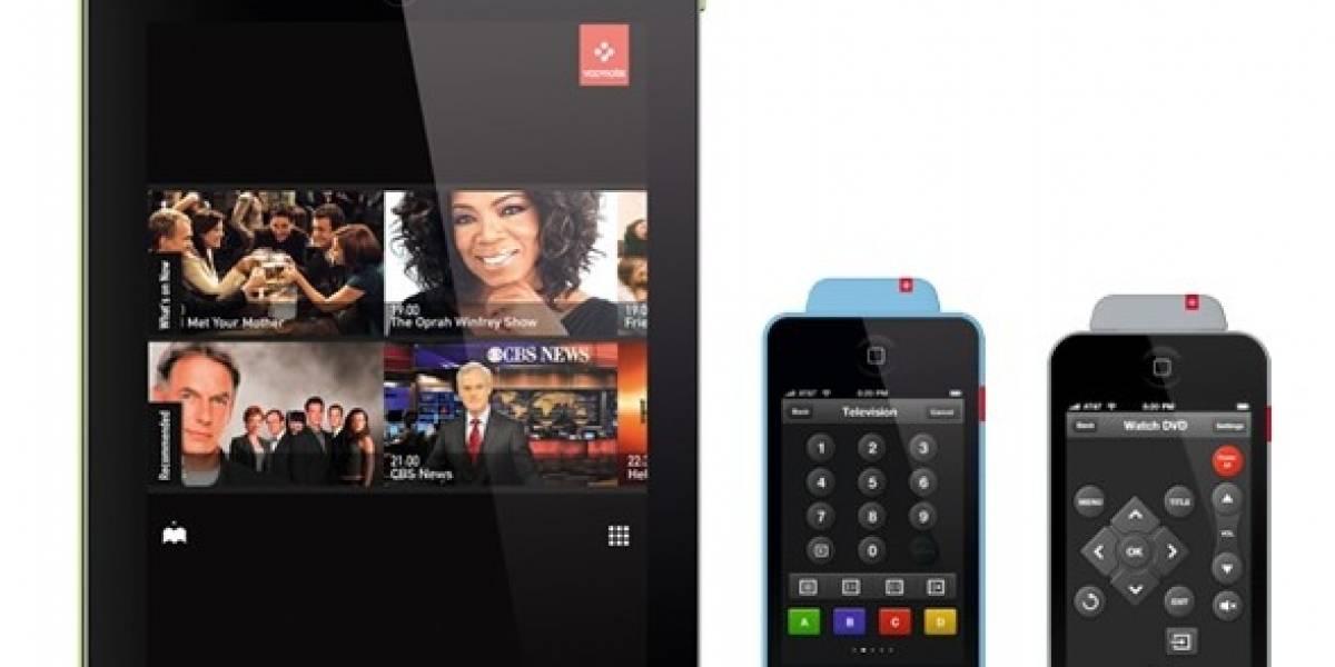 IFA 2011: Voomote Zapper, controla todo desde tu dispositivo iOS