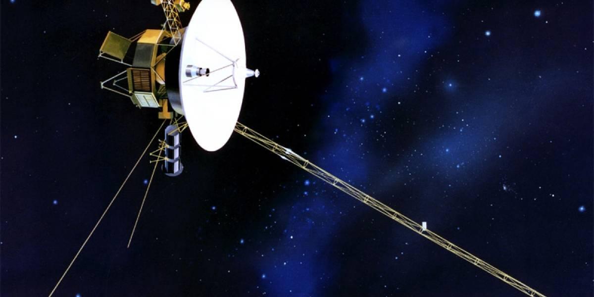 La NASA no logra entender la información enviada por la Voyager 2