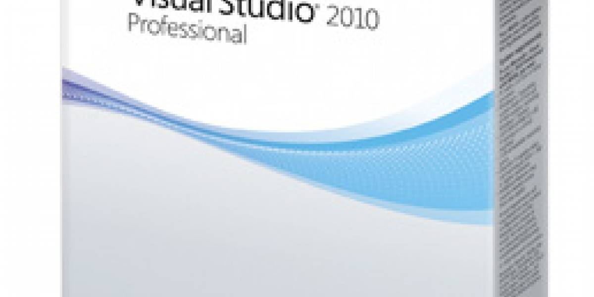 Microsoft presenta Visual Studio 2010 y .NET Framework 4