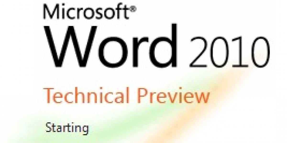 Futurología: Microsoft Office 2010 será gratuito en línea