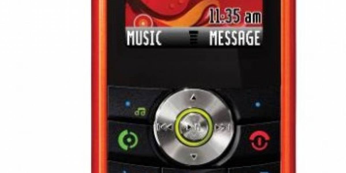 Motorola W230, para presupuestos limitados