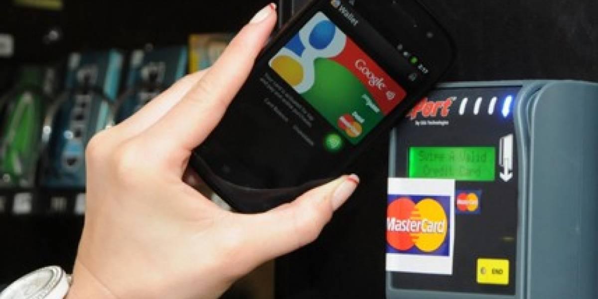 Google Wallet ya está operativo en EEUU